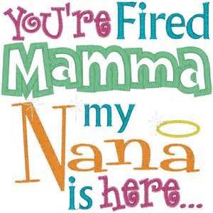 Nana Quotes And Sayings - Bing Images