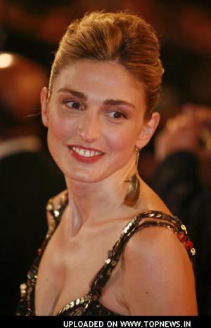 Julie Gayet at 2008 Cannes