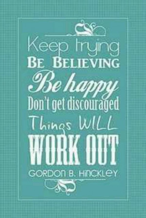 Keep Trying Quotes Sayings