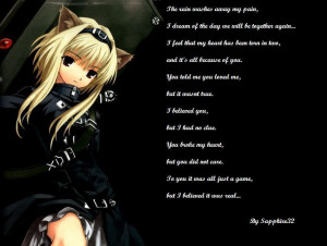 Anime Quotes About Loneliness Anime Loneliness Quotes Anime