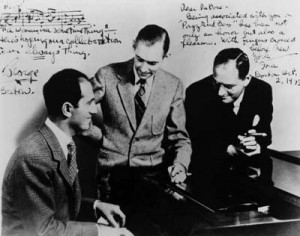 george gershwin and his brother ira