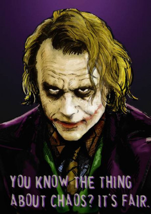 The Joker Heath Ledger Quotes Heath ledger joker quotes