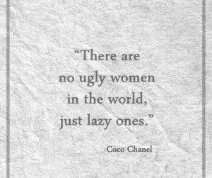 am.obsessed.w/.that.quote. Coco Chanel was one smart sex kitten. Don ...