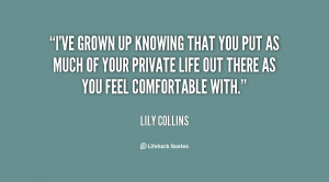 Ive Grown Up Quotes