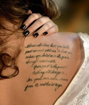 True love quotes and sayings for tattoos