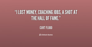 """lost money, coaching jobs, a shot at the Hall of Fame."""""""