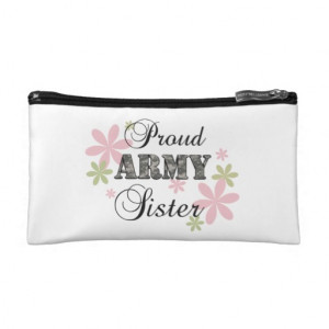 Proud Army Sister Quotes...