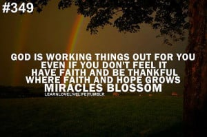 Faith And Hope | For Sure Quotes