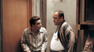 picture of Tony and Silvio from the first season episode,