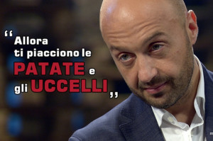 "JOE BASTIANICH ... ""un cuoco a New York"""
