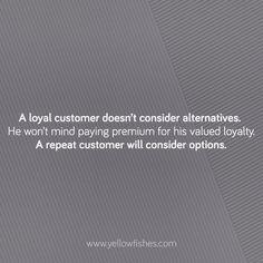 Customer loyalty vs. Customer retention More