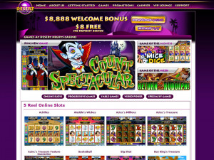 Desert Nights Casino Banking
