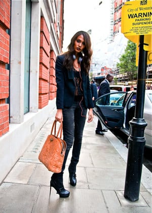 Joan Smalls (January 2012 - June 2012)
