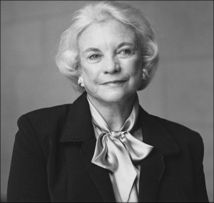 ... education they need to make them good citizens. Sandra Day O'Connor