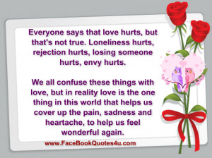 hurts love hurts quotes love quotes true quotes about love hurts ...