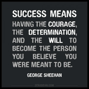 quotes about success and determination quotes about success and ...