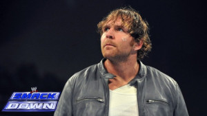 dean ambrose battleground 20 july 2014