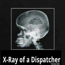 lmao.... Better yet... X-ray of a BROKER #referatruck