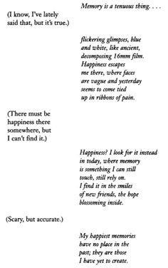 Ellen Hopkins, Impulse