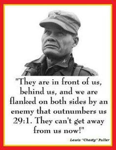 "World War II/Korean War: Lieutenant General Lewis ""Chesty ..."