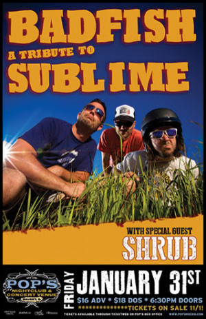 Sublime Band Quotes Sublime tribute band coming to