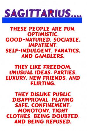 Sagittarius Horoscope Quotes Note card, sagittarius, horoscope, female ...