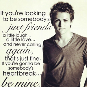 Hunter Hayes~Somebody's Heartbreak
