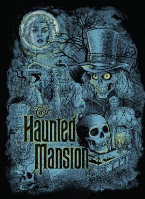 Disney Haunted Mansion Merchandise