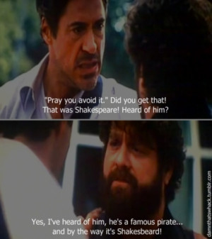 Zach Galifianakis Due Date Quotes