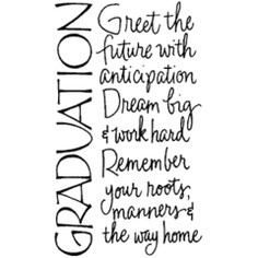 Inspirational Graduation Quotes Sayingsinspiration For The Graduate On ...
