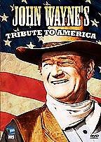 John Wayne's Tribute To America