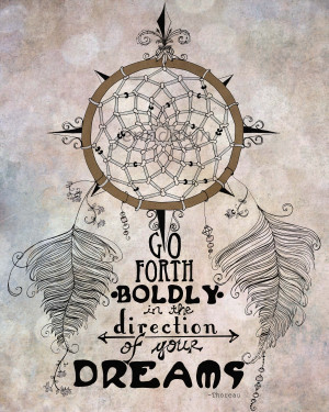 Go Forth Boldly