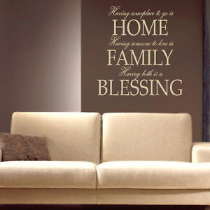 walls vinyl letters wall stickers in white living room design