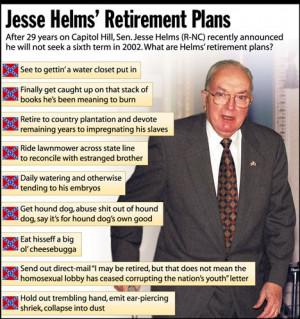 jesse helms american bigot by lisa duggan did he plan