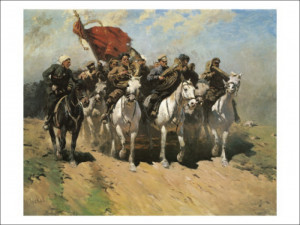 Cavalry Army's Trumpets
