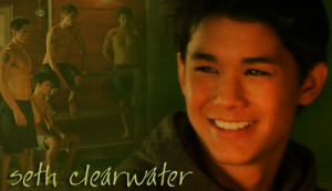Seth Clearwater width=