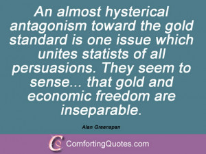 Alan Greenspan Quotes