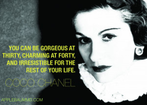 Coco Chanel Quotes On Beauty