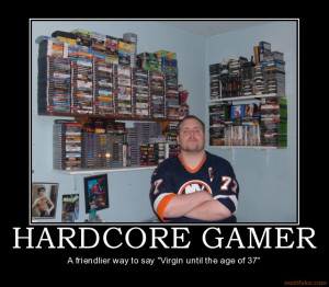 Casual v. Hardcore Gamers