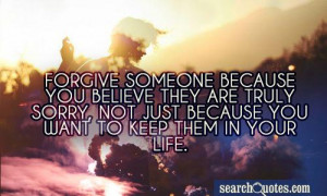 Relationship Advice Quotes about Forgiveness