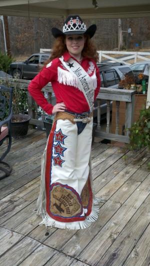 Rodeo Queen Chaps