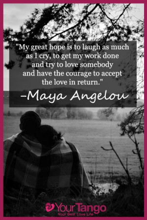 10 #Love #Quotes That Celebrate The Life Of Maya Angelou: Forever ...