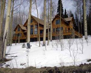 Epic Log Cabin Homes