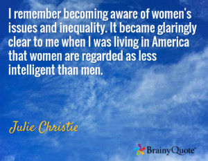 gender equality quotes 10 Quotes on Gender