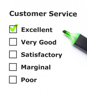What Excellent Customer Service Means