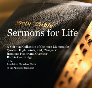 Click to preview Sermons for Life photo book