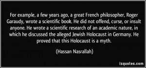 More Hassan Nasrallah Quotes