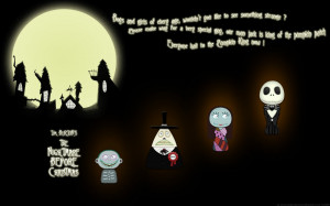 Nightmare Before Christmas Quotes Tumblr Nightmare befo.