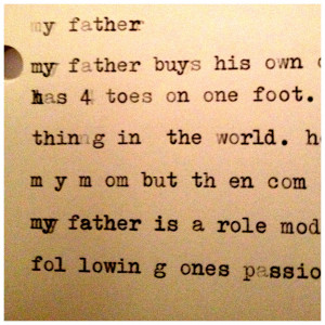 Happy Fathers Day Quotes From Daughters In Spanish My father is a nice ...