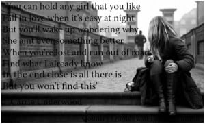Sad Country Song Lyric Quotes Tumblr